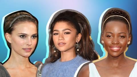 The 30 Prettiest, Celebrity-Inspired Ways to Wear a Headband   StyleCaster