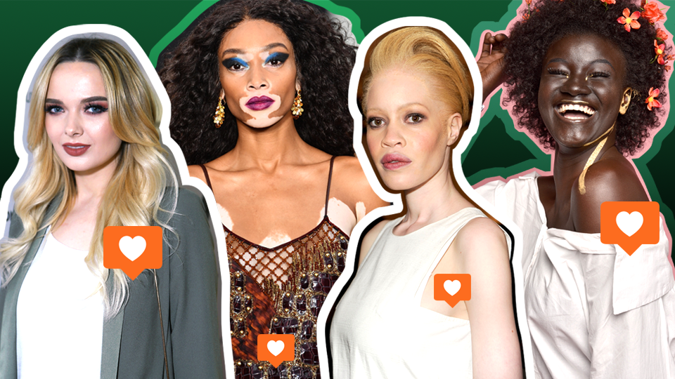 13 Unique and Inspiring Instagram Beauties You Should be Following