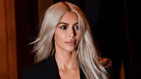 Kim Kardashian Revealed Her Secret for Taming Flyaways | StyleCaster