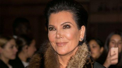 Kris Jenner Just Became a Badass Platinum Blonde | StyleCaster