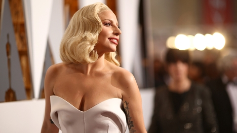 Lady Gaga Is Giving Major Marilyn Monroe Vibes in This Outfit | StyleCaster