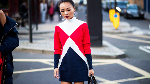22 Must-Have Long Sleeve Dresses to Snag Now | StyleCaster