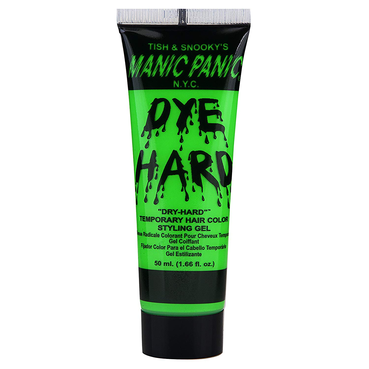manic panic dye hard amazon 5 No Commitment Ways to Change Your Hair Color for Halloween