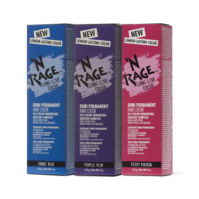 nrage1 5 No Commitment Ways to Change Your Hair Color for Halloween
