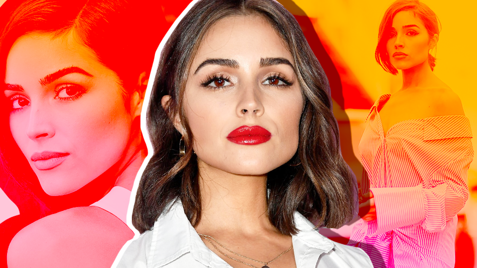 How Being a 'Late Bloomer' Influenced Olivia Culpo's Perspective on Beauty
