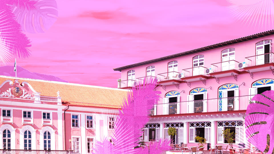 40 Pink Places in the World Made for Instagram