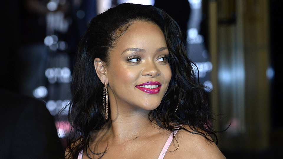 Rihanna Is Releasing Fenty Beauty's First Red Lipstick, and We Can't Even