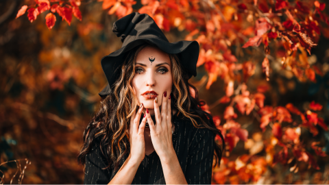 8 Halloween Witch Makeup Tutorials to Watch | StyleCaster