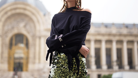 29 Ways to Wear Sequins That Won't Give You Prom Vibes | StyleCaster