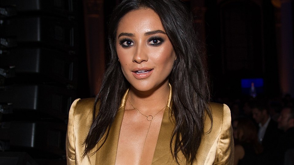 Shay Mitchell Debuts New, Delicate Roman Numerals Tattoo on Her Wrist