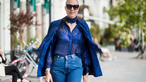 30 Ways to Get in on the Sheer Trend Now | StyleCaster
