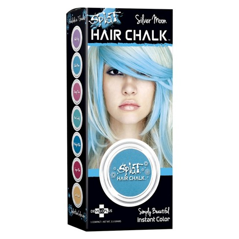 splat hair chalk ulta 5 No Commitment Ways to Change Your Hair Color for Halloween