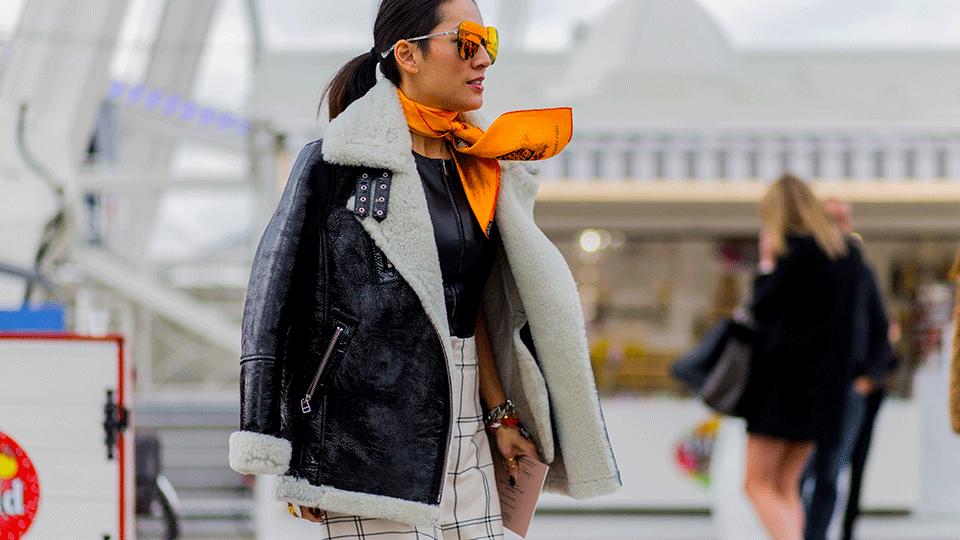 STYLECASTER | Fall Fashion | Shearling Shopping Guide