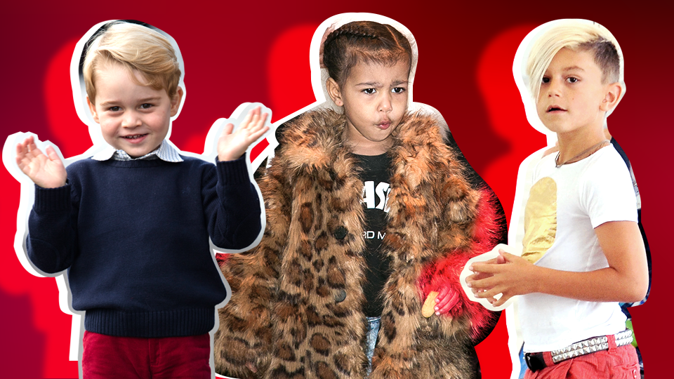 25 Celebrity Kids Who Might Be More Fashionable Than Their Parents