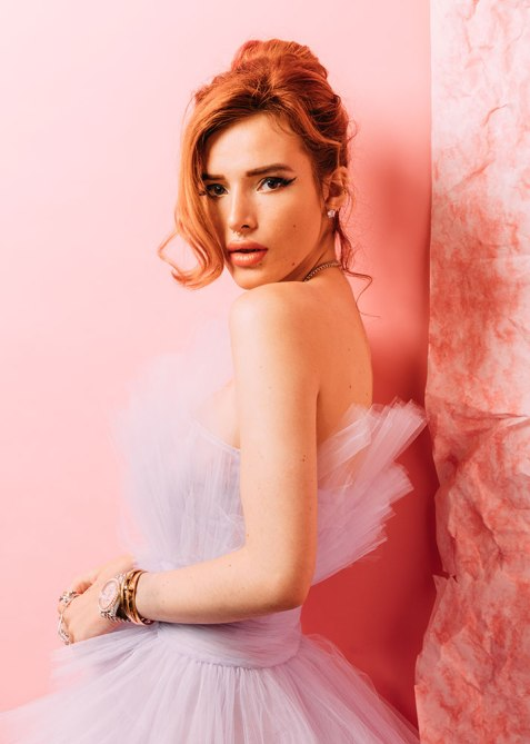Bella Thorne Interview: How Much Makeup She Wears