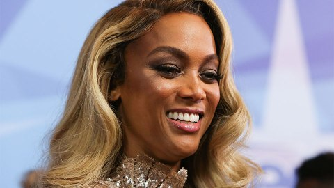 Tyra Banks Goes Makeup-Free in Gorgeous Selfies | StyleCaster