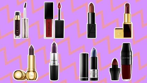 14 Vampy Lipsticks to Wear on Halloween and Beyond | StyleCaster