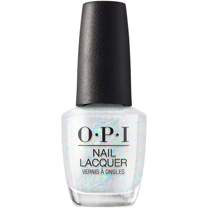 OPI All Atwitter Glitter 10 Chic Winter Nail Colors That Dont Evoke Holiday Vibes