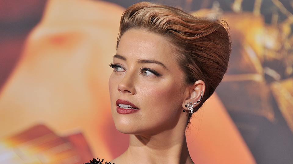 People Told Amber Heard She Was 'Throwing Away' Her Career After She Came Out
