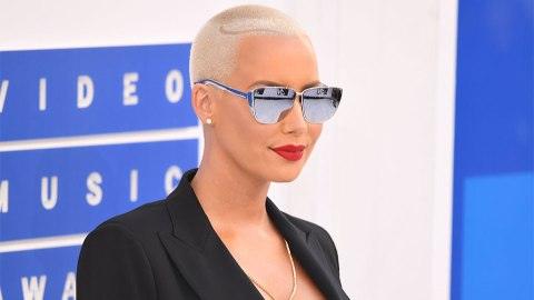 Amber Rose is Ready for a Major Hair Change | StyleCaster