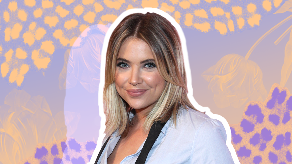 Ashley Benson Is Over Photoshop and Playing 'Pointless Fillers for Men'