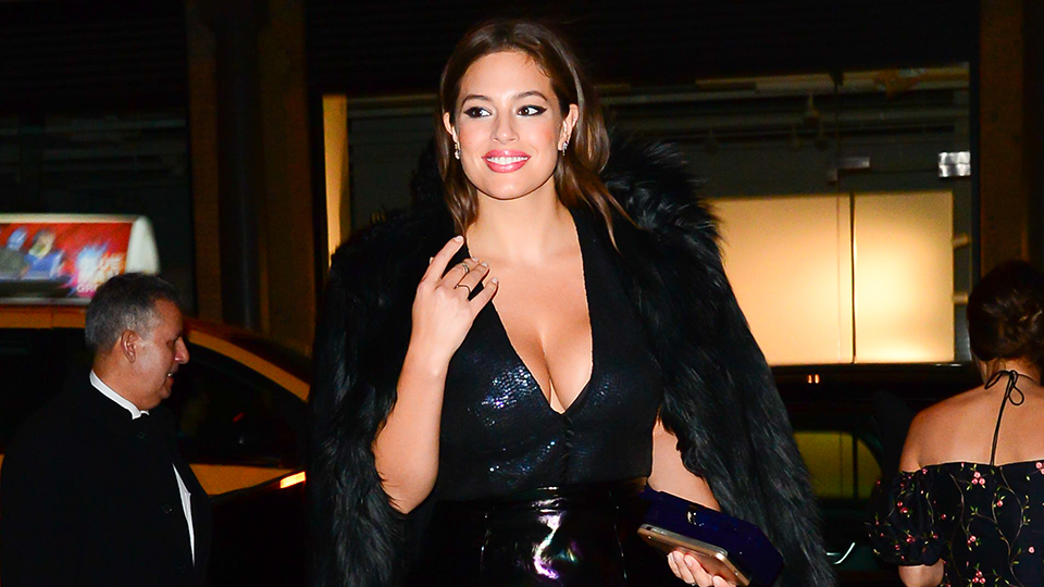 Ashley Graham Criticizes Miss Universe Pageant for Not Including Curvy Contestants