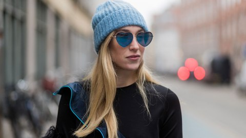 These Beanies are the Ideal Cozy-Chic Finish to Any Winter Outfit   StyleCaster