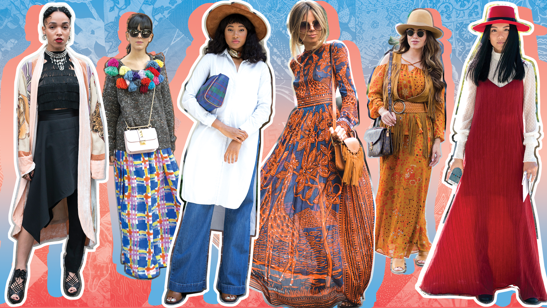 STYLECASTER | Winter Outfit Ideas | Bohemian Style Guide