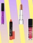 The Boldest and Brightest Drugstore Lipsticks Under $10