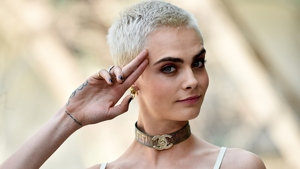 Cara Delevingne Wants to Shut Down the Social Norm of Gendered Clothing