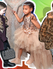 Watch These Cute Celebrity Kids Try on Their Moms' High Heels