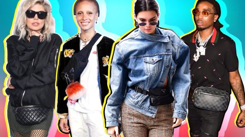 21 Times Celebrities Killed the Trend Game in Fanny Packs | StyleCaster