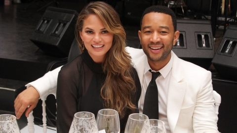 Stop Everything—Chrissy Teigen Is Pregnant with Her Second Child | StyleCaster