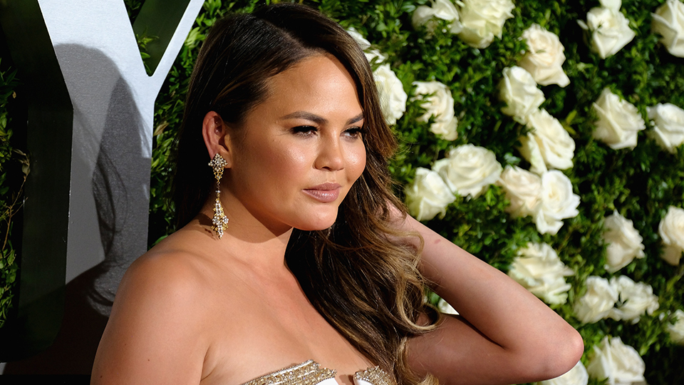 Chrissy Teigen Calls Out 'Shitty Friends' Who Sold Details About Her Pregnancy to the Tabloids