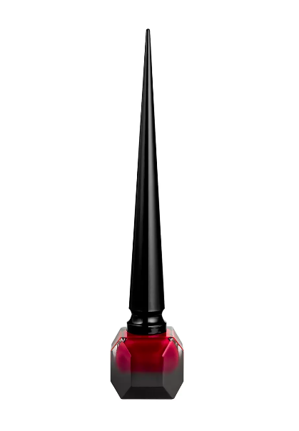 christian louboutin rouge louboutin 10 Chic Winter Nail Colors That Dont Evoke Holiday Vibes
