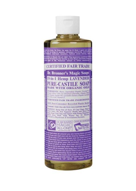 Dr. Bronner's Castille Soap