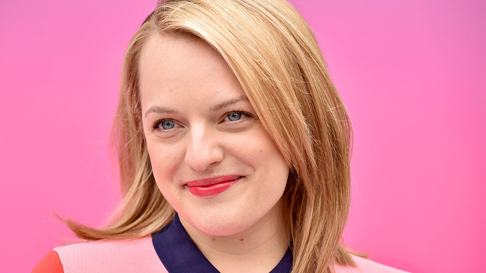 Elisabeth Moss Wants You to Support Lipstick Lobby