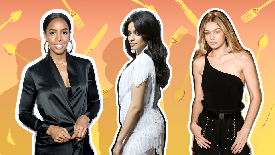 27 Celebrities on Their Favorite Thanksgiving Dishes