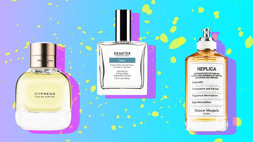 9 Fragrances That Literally Smell Like Winter