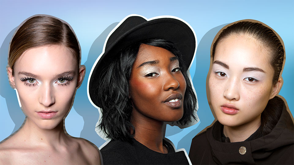 3 Easy Tips for Pretty Frosted Makeup That Doesn't Look Dated
