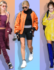 A Guide to Hailey Baldwin's Most Daring Street Style Looks