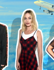The Foolproof Ways These Celebrities Fight Jet Lag