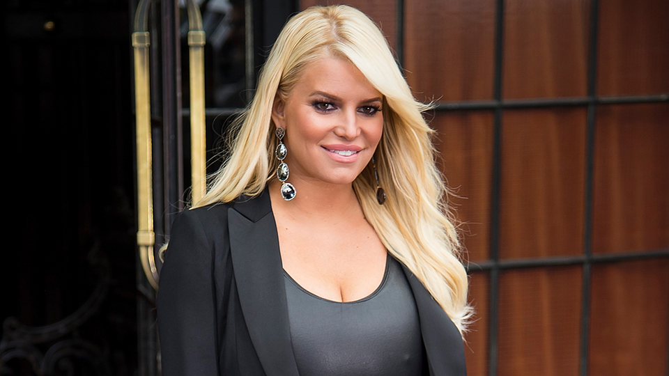 Jessica Simpson Mommy-Shamed for Dyeing Her 5-Year-Old Daughter's Hair