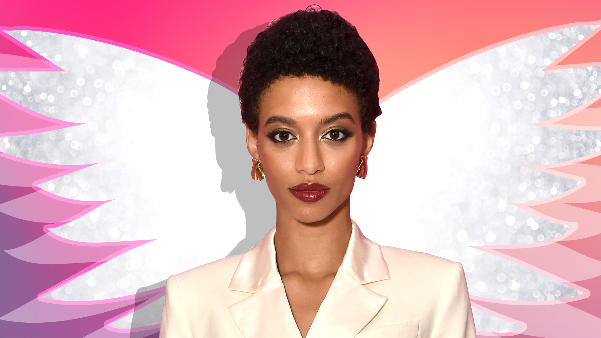 Victoria's Secret Model Jourdana Phillips Is Over Hearing Excuses About Her Natural Hair