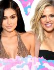 Kylie Jenner & Khloé Kardashian's Drunk Makeup Tutorial Has Left Us Speechless...