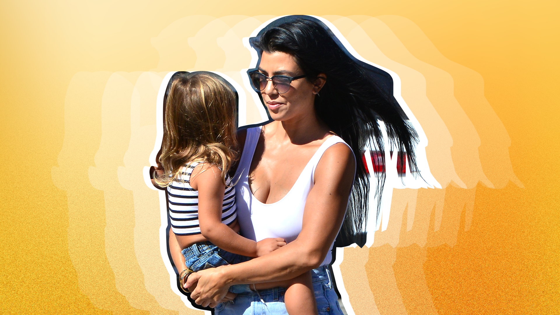 12 Healthy Parenting Tips We Can Learn from Kourtney Kardashian