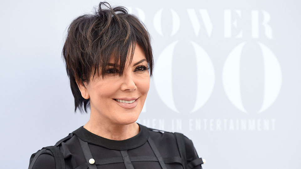 Kris Jenner Looks Exactly Like Kim Cattrall in Another Blonde Wig