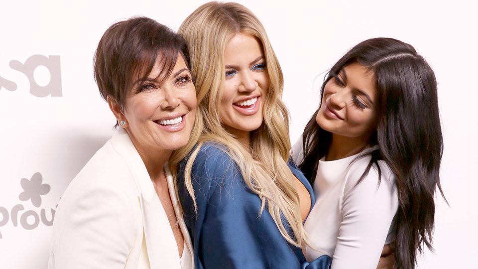 Kris Jenner Might Have Confirmed Khloé and Kylie's Pregnancies with This Instagram