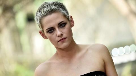 Not Fake News: Kristen Stewart Has a Mullet Now   StyleCaster