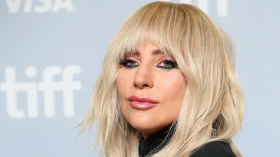 Lady Gaga Dyed Her Hair the Most Gorgeous, Copper-Blonde Color